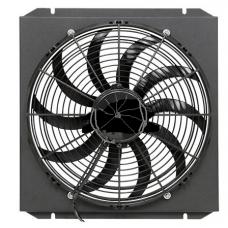 Cond Fan w/HD Spal,*24V*
