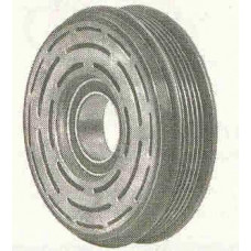 CL PULLEY, 5.25