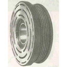 CL PULLEY, 4.5