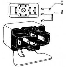 Relay,12V,5 Pin,Standard