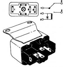 Relay,12V,Blower,5 Pin