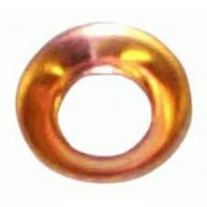 Copper Flare Gasket, #6