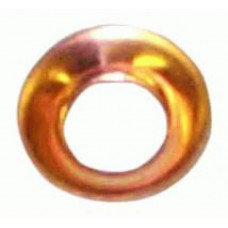 Copper Flare Gasket, #8