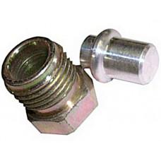 Plug, 1/2 (8) M O-Ring