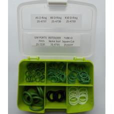 O-Ring Kit, 6Piece Basic