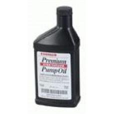 VACUUM PUMP OIL, 1 QT.``
